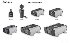 Cobra Shows Off Redesigned Inverter Line, Dash Cam Series At MATS ... Power Invters Dc To Ac Solar Panels Aims Xantrex Xpower 1000w Dual Gfci 2plug 12v Invter For Car Pure Sine Wave To 240v Convter 2018 Xuyuan 2000w 220v High Aims 12 Volt 5000 Watts Westrock Battery Ltd Shop At Lowescom Redarc 3000w Electronics Portable Your Or Truck Invters Bring Truckers The Comforts Of Home Engizer 120w Cup Walmart Canada