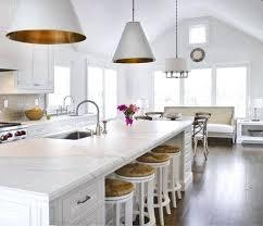 placement of pendant lights kitchen sink island lighting