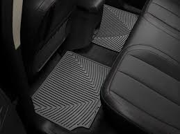 Chevy Traverse Floor Mats 2015 by Weathertech All Weather Floor Mats Chevrolet Equinox 2010 2017