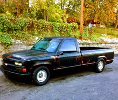 Rat Rod - New Build - NASCAR Truck Series Style - 1989 Chevy S10 W ... 1998 Chevrolet S10 Driver Side Front View 01 Lowrider 1995 Pickup Truck Item K1638 Sold October Bangshiftcom Reason 8 Never Count Out Larry Larson We Unveil Questions Maximum Tire Size On 2000 2wd Cargurus This Is It Chevy 98k Miles Bought At 97k Wheels Will Be Jones Blazer Parts Automotive Store Hopkinsville Horsepower 1985 Hot Rod Network Febrazilian 2012 Allnew S10jpg Wikimedia Commons 2004 Chevrolet 4x4 Crewcab Truck Cooley Auto Wikipedia V8 Topless Tahoe