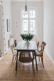 minimalistisches esszimmer mit bild kaufen 12888993