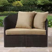 Ebay Patio Furniture Sectional by Curved Patio Sofant Cushions Outdoor Sectional Round Sets Hampton