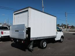 100 Used Box Truck 2014 Chevrolet G3500 Express 12 Foot With