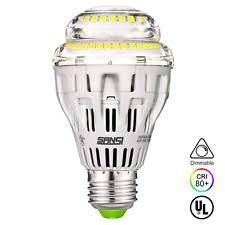 sansi 15w 150 125 watt equivalent a19 dimmable led light bulb 2000