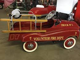 Pedal Fire Truck | Pedal Car Classics | Pinterest | Pedal Car And ... Goki Vintage Fire Engine Ride On Pedal Truck Rrp 224 In Classic Metal Car Toy By Great Gizmos Sale Old Vintage 1955 Original Murray Jet Flow Fire Dept Truck Pedal Car Restoration C N Reproductions Inc Not Just For Kids Cars Could Fetch Thousands At Barrett Model T 1914 Firetruck Icm 24004 A Late 20th Century Buddy L Childs Hook And Ladder No9 Collectors Weekly Instep Red Walmartcom Stuff Buffyscarscom Page 2