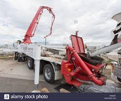 100 Concrete Pumper Truck Pump Stock Photos Pump Stock Images Alamy
