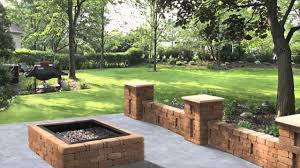 Menards Patio Paver Kits by Concrete Block Projects At Menards Youtube