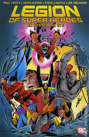 Legion Of Super Heroes An Eye For TPB 2007 DC 1