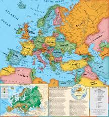 mountain ranges of europe maps map of europes mountain range