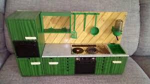 nostalgie kinderküche kinder küche aus blech backofen 60