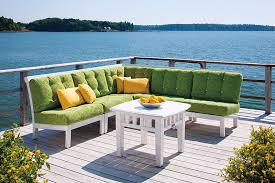 Weatherends Stylish Outdoor Furniture Line Combines Durability With Comfort For Use In All Coastal Climates