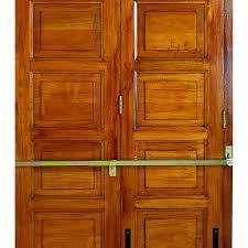 barre securite porte entree superb entrebailleur porte d entree 7 barre de securite jaune