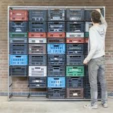 This Storage Plastic Crates Is The Classic Solution For General Purpose Whether Used A College Student Heading Off To Dorm Kid