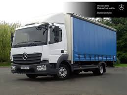 Buy Used 2014 Mercedes Atego 10019 - Compare Used Trucks