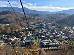Gatlinburg Chair Lift Fire by What A View Picture Of Gatlinburg Sky Lift Gatlinburg