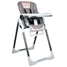 chaise pour bébé chaise haute bébé vision gourmandise de renolux chez naturabébé
