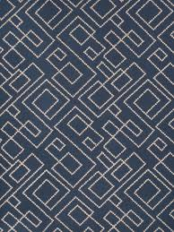 100 Addison Rd Indigo Fabric Fabricut