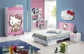 Blue Hello Kitty Bedroom