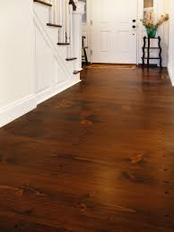 Hardwood Flooring Dealers Installers Eastern White Pine With Antique Cut Nails Traditional Entry