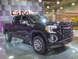 2019 Gmc Sierra At4 Unveiled In New York | Kelley Blue Book With Gmc ...