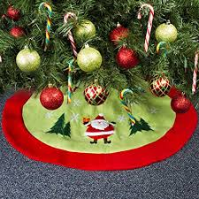 Imperial Home Christmas Tree Skirt 36quot