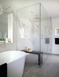 Modern Master Bathroom Images by White And Black Modern Master Bathroom Modern Bathroom