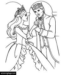 Disney Princess And Prince Coloring Pages For Girls