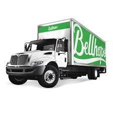 Bellhops 16' Moving Truck | Meet Bellhops | Pinterest Big Truck Moving A Large Tank Stock Photo 27021619 Alamy Remax Moving Truck Linda Mynhier How To Pack Good Green North Bay San Francisco Make An Organized Home Move In The Heat Movers Free Wc Real Estate Relocation Cboard Box Illustration Delivery Scribble Animation Doodle White Background Wraps Secure Rev2 Vehicle Kansas City Blog Spy On Your Start Filemayflower Truckjpg Wikimedia Commons