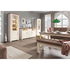 set one by musterring wohnwand york set 3 tlg kombi 5 im landhaus stil