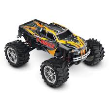 100 Truck Maxx Traxxas T 4WD 110 Monster RTR TRA491041 RC Planet