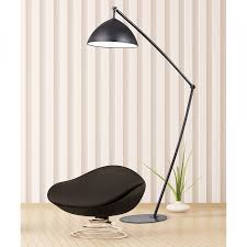 Threshold Silver Arc Floor Lamp by Furniture Industrial Elements Oversized Arc Floor Lamp Led