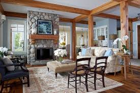 Rustic Style Living Room Images Including Awesome Decor Ideas Set 2018