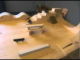my homemade fingerboard park avi german wow ideas