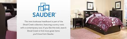 Sauder Shoal Creek Dresser In Jamocha Wood by Amazon Com Sauder Shoal Creek Headboard Full Queen Jamocha