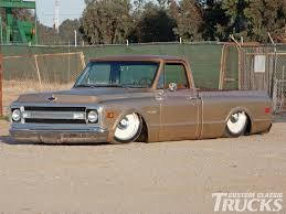 1969 Chevrolet C10 With Secrets - Hot Rod Network