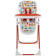 Oxo Tot Seedling High Chair by Highchair Seat