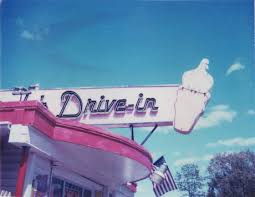 Summer Color Film Jeff Colors Sign Analog Polaroid Cone Country Letters Drivein Icecream Heat Hutton 440
