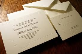 Michaels Wedding Invitations Michael S Diy Custom Letterpress Invitation Kate