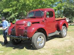 1956 Dodge Trucks New Coolest Vintage Dodge Power Wagon Trucks | New ... 1950 Dodge Pickup For Sale Classiccarscom Cc964946 American Truck Historical Society 1940 Hot Rod Network Custom Ford Mustang On Ram 44 Chassis Engine Swap Depot Vintage Based Camper Trailers From Oldtrailercom Youtube 1955 Pickup Pinterest 1941 1953 Big Horn Charger Classic Cars 1949 Cc9810 Transportation Photos Creative Market