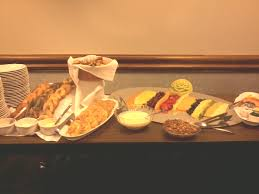 classical cuisine section of breakfast buffet setup classical cuisine lab