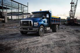 Ford F-650, F-750 Power Stroke V8 Diesel Designed To Go Farther Than ...