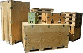 Wood Shipping Crates Since 1917