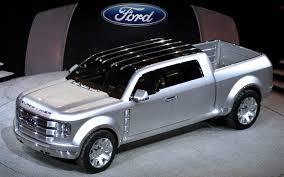 100 Ford Super Chief Truck Concept Trucks Super Chief