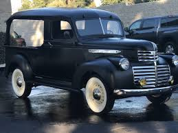 1946 Chevy /gmc Canopy Express Panel Truck - Used Chevrolet Other ...