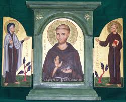 icons of st francis juliet juliet icons