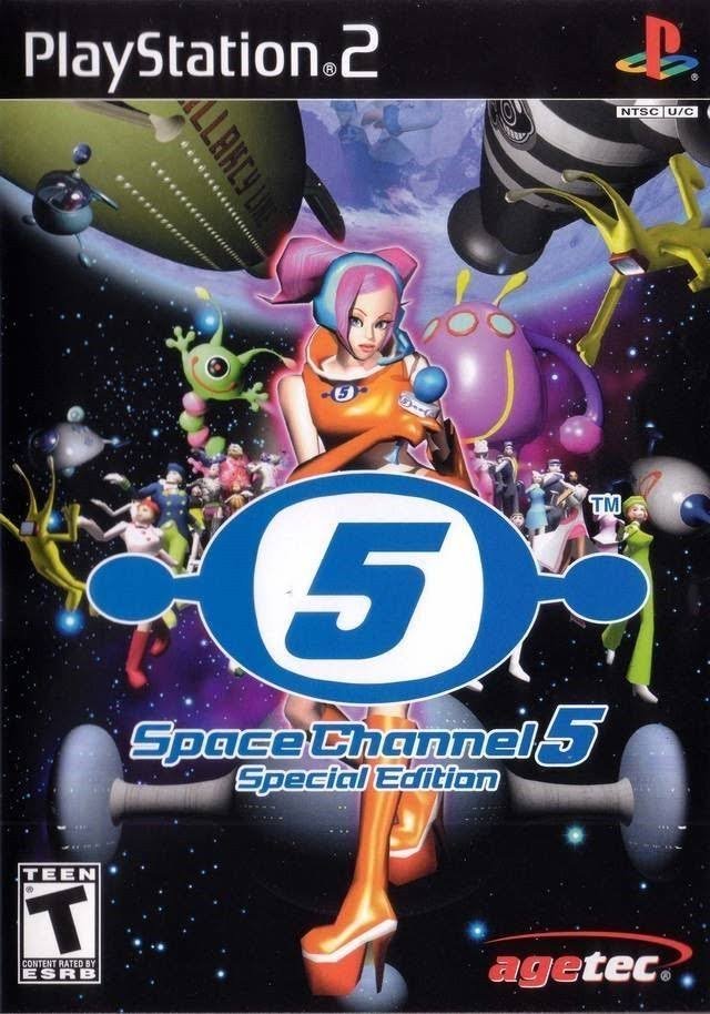 Space Channel 5 Special Edition [PS2]