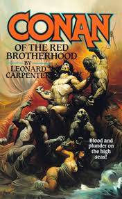 Of The Five Or Six Authors Who Contributed Multiple Novels Each To Long Series Conan Pastiches Published By Tor Fantasy In Early 1990s