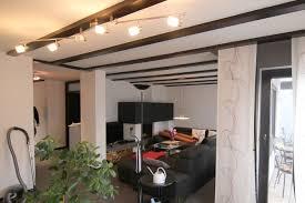 spanndecke im wohnzimmer talheim spanndeckenstudio