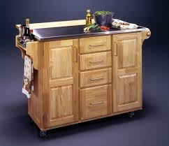 Drop Leaf Kitchen Island Cart Outofhome Regarding With Wheels And