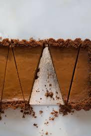 Gingersnap Pumpkin Pie Crust by Butterscotch Pumpkin Pie U2013 A Cozy Kitchen